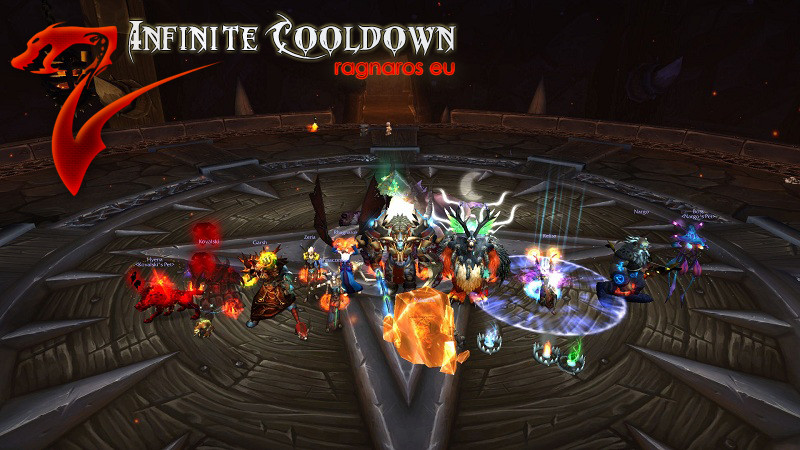Infinite Cooldown: Malkorok - 10 man HC mini - indafoto.hu