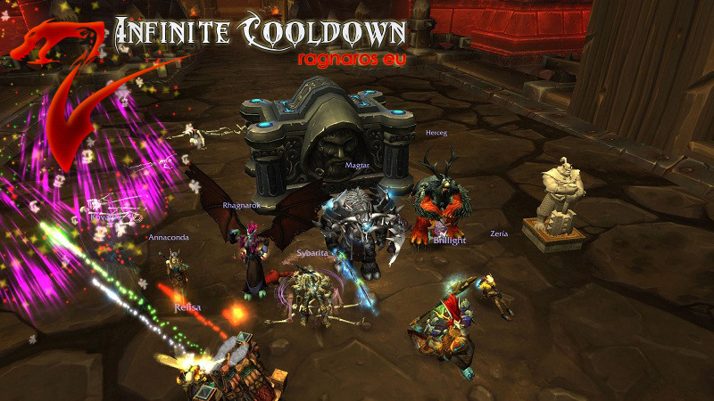 Infinite Cooldown: Spoils of Pandaria - 10 man HC mini - indafoto.hu