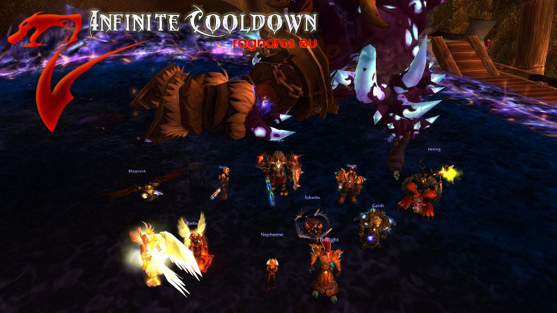 Infinite Cooldown: Garrosh HC - 10 man mini - indafoto.hu