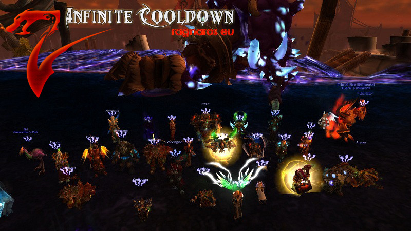 Infinite Cooldown: Garrosh - 25 HC mini - indafoto.hu