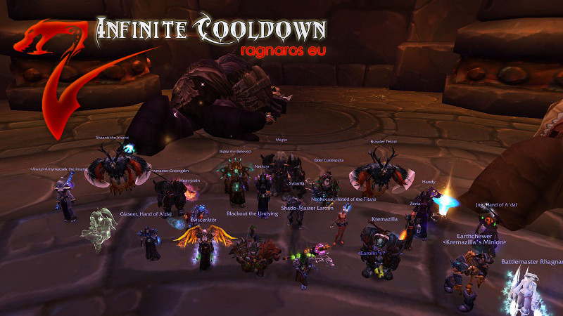Infinite Cooldown: Twin Ogron - mythic mini - indafoto.hu