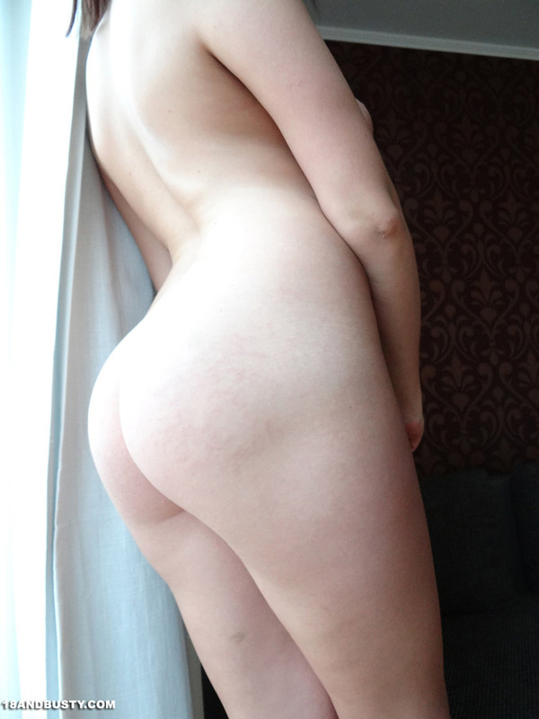 18 and busty model marina posing naked-010