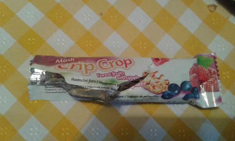 Crip crop müzli