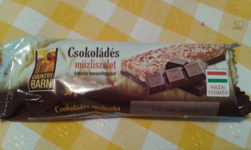 gloden barn csokis müzli