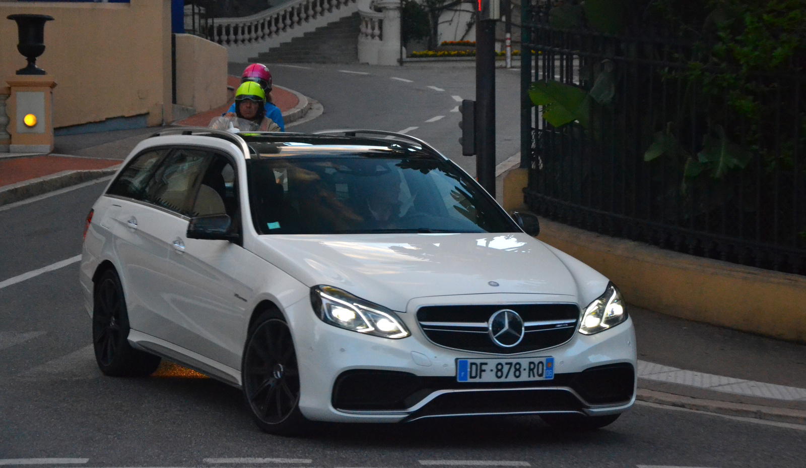 Mercedes-Benz E 63 AMG S Estate
