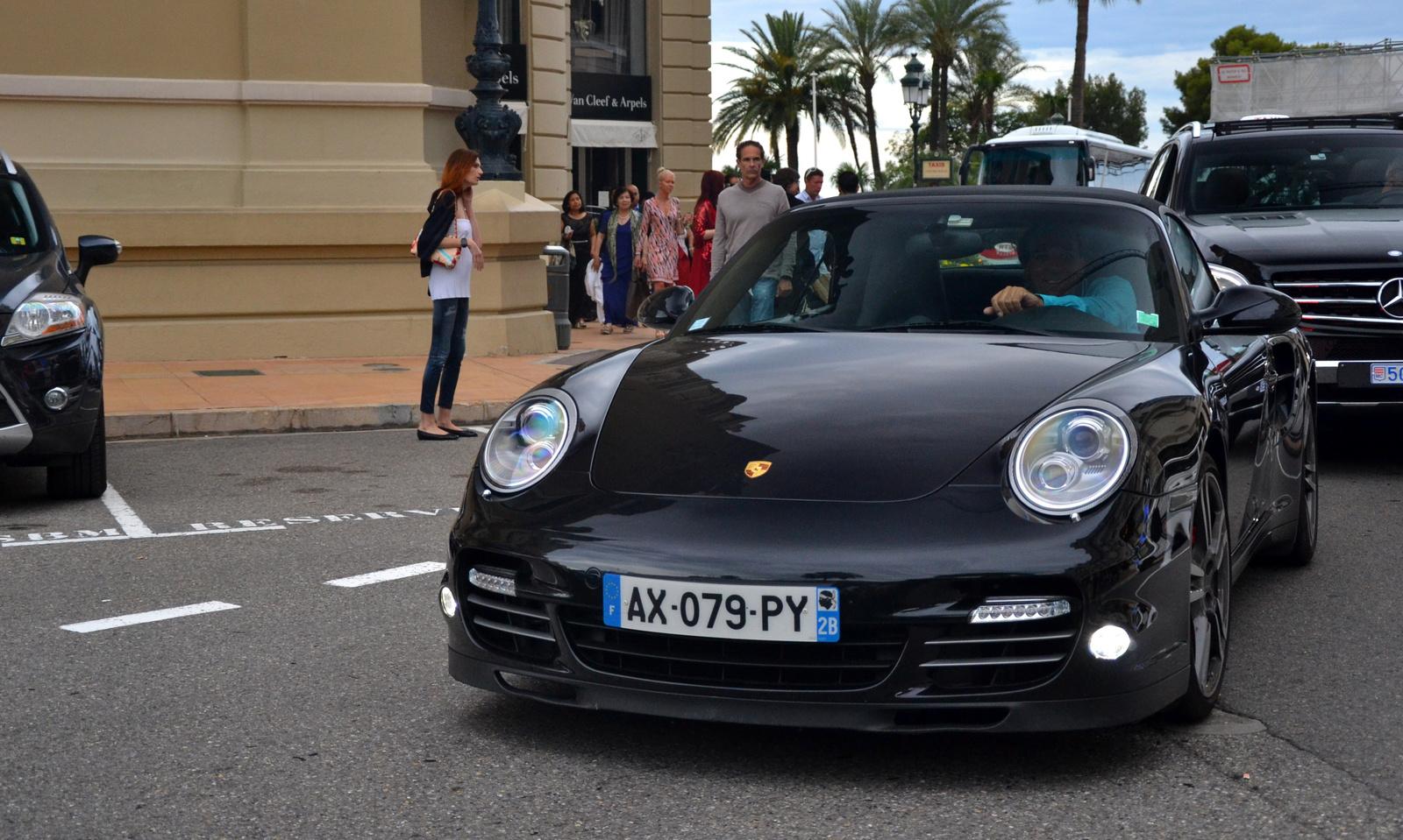 Porsche 911 Turbo Cabriolet (997) MkII