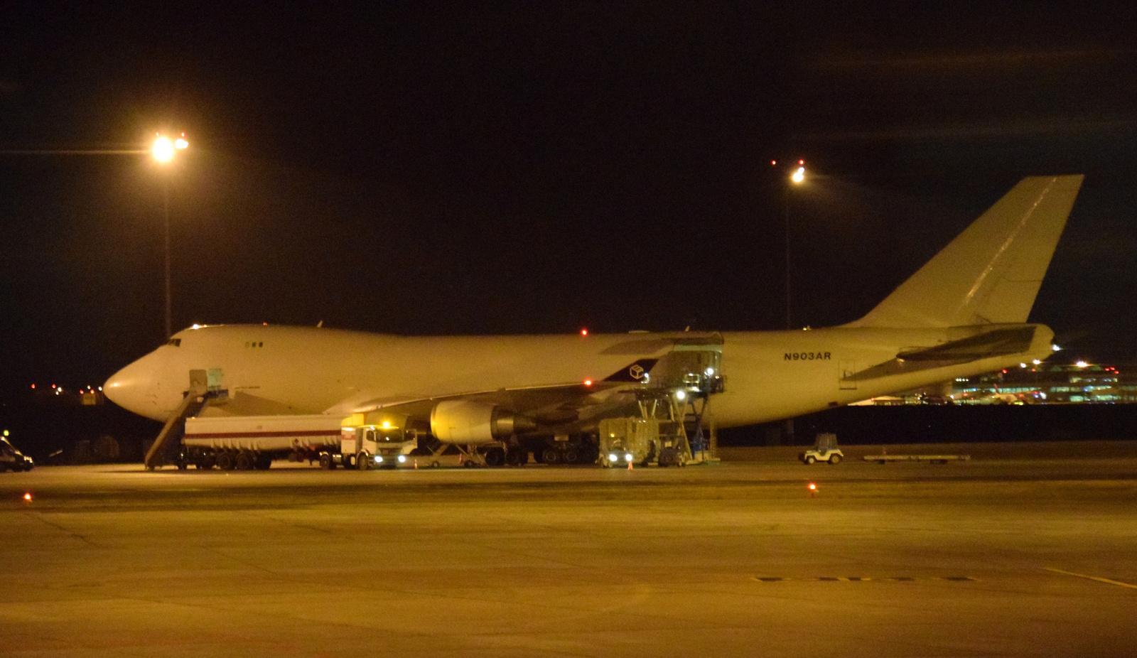 Sky Lease Cargo - Boeing 747-428F - N903AR