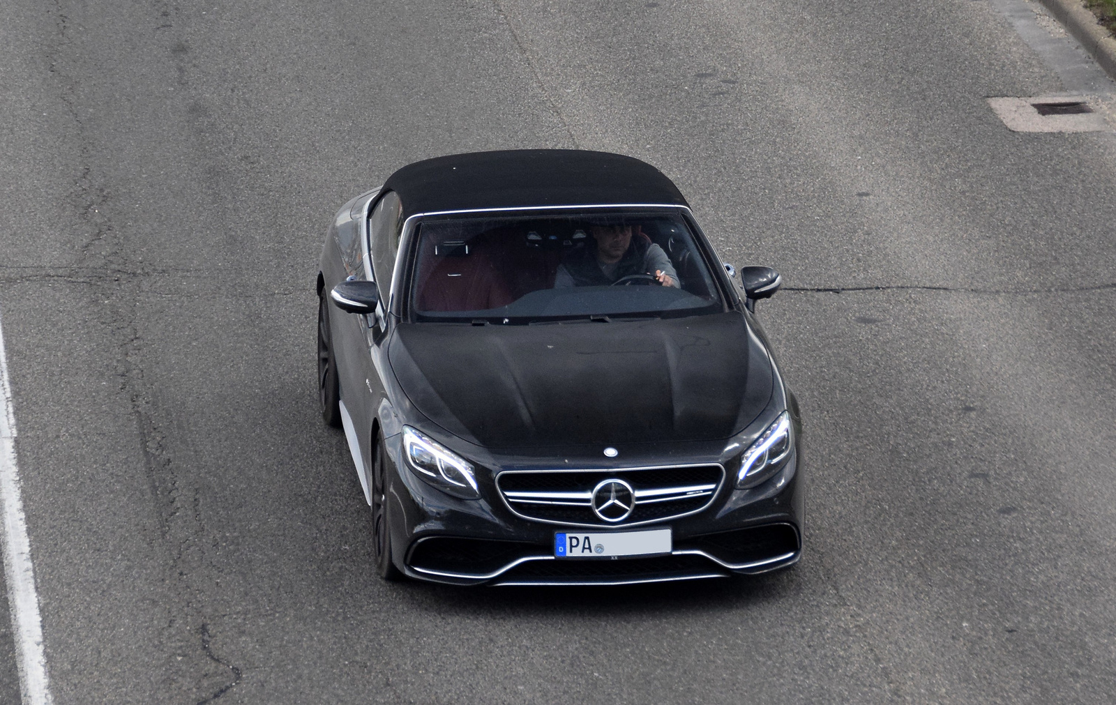 Mercedes-AMG S 63 Convertible
