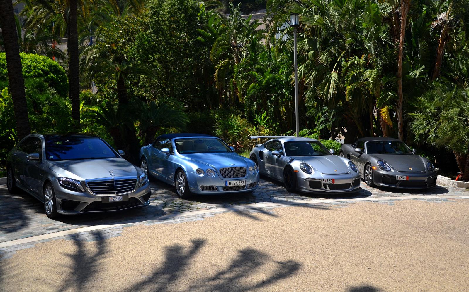 Átlagos nap Monacoban