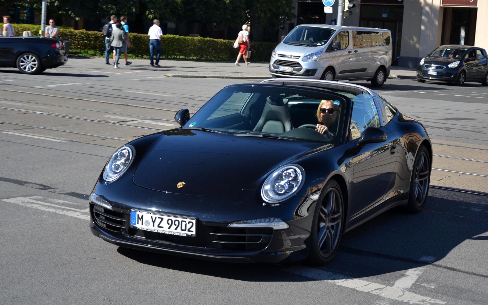 Porsche 911 Targa 4 (991)