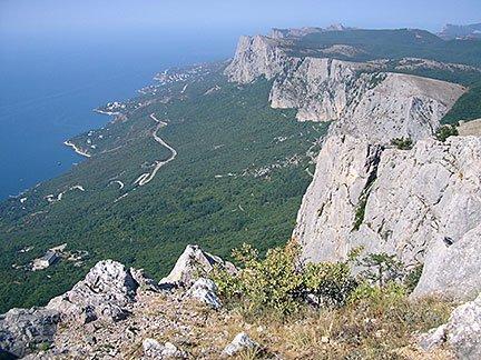 фото кримські гори