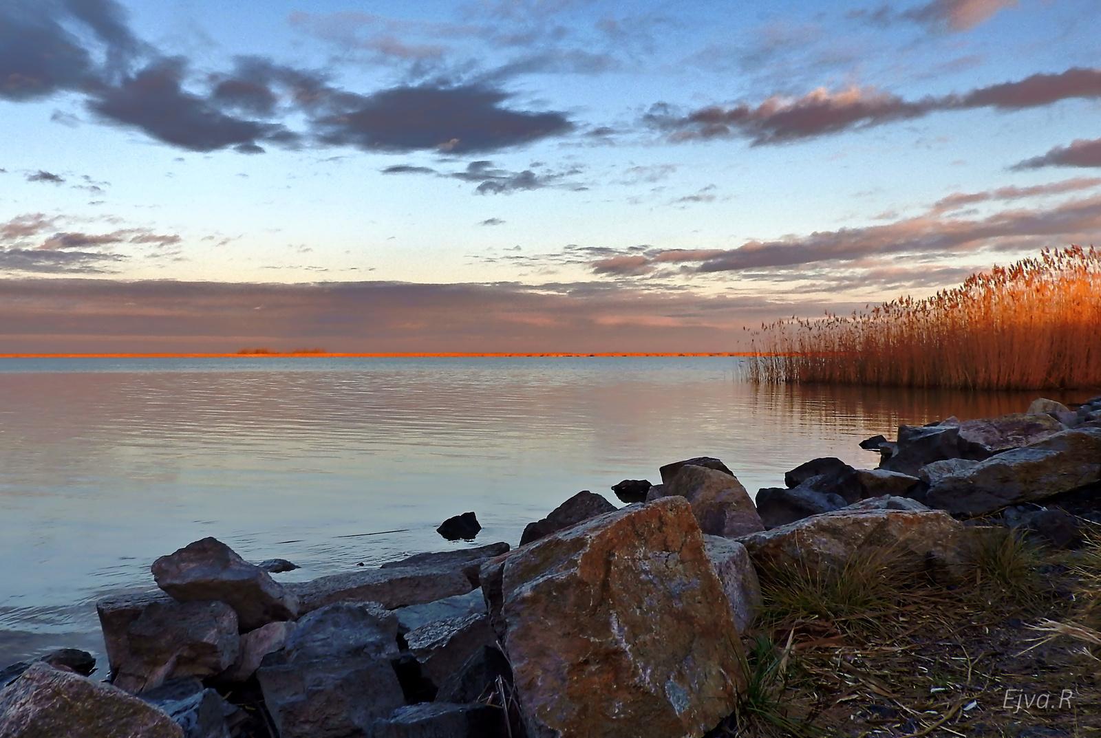 Fertő tó Tél