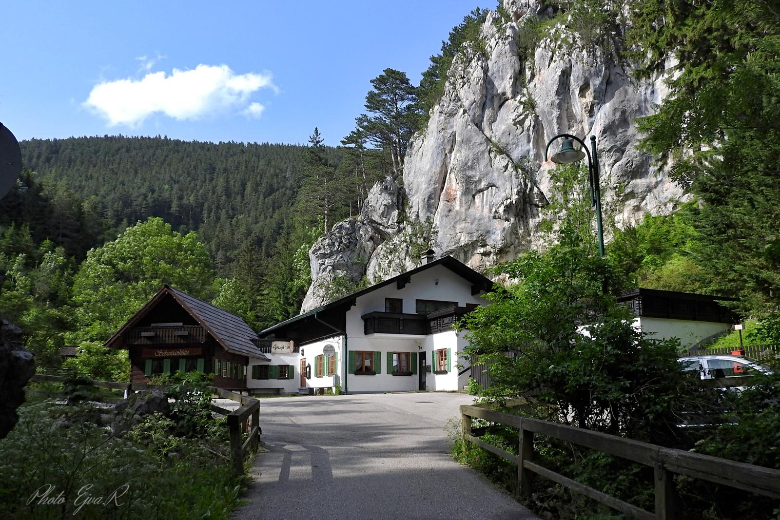 Fogadó Alpok Nyár