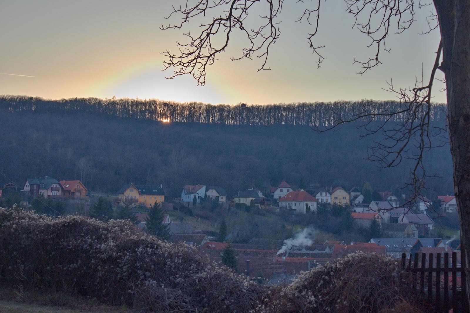 Naplemente Sopron