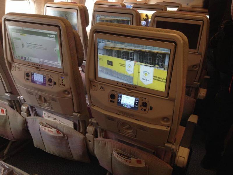 A fedélzeti kamera felvételeit is nézhetjük utazás közben