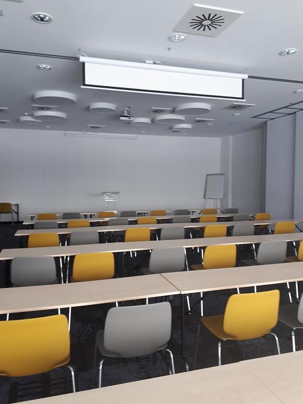 A legnagyobb konferencia terem