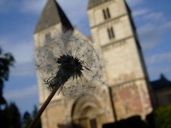 krisztiii: jáki templom