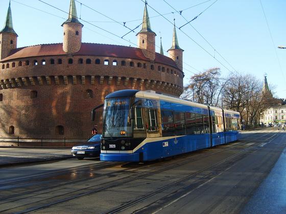 Tevan Imre: Bombardier Flexity Classic Krakow (1)