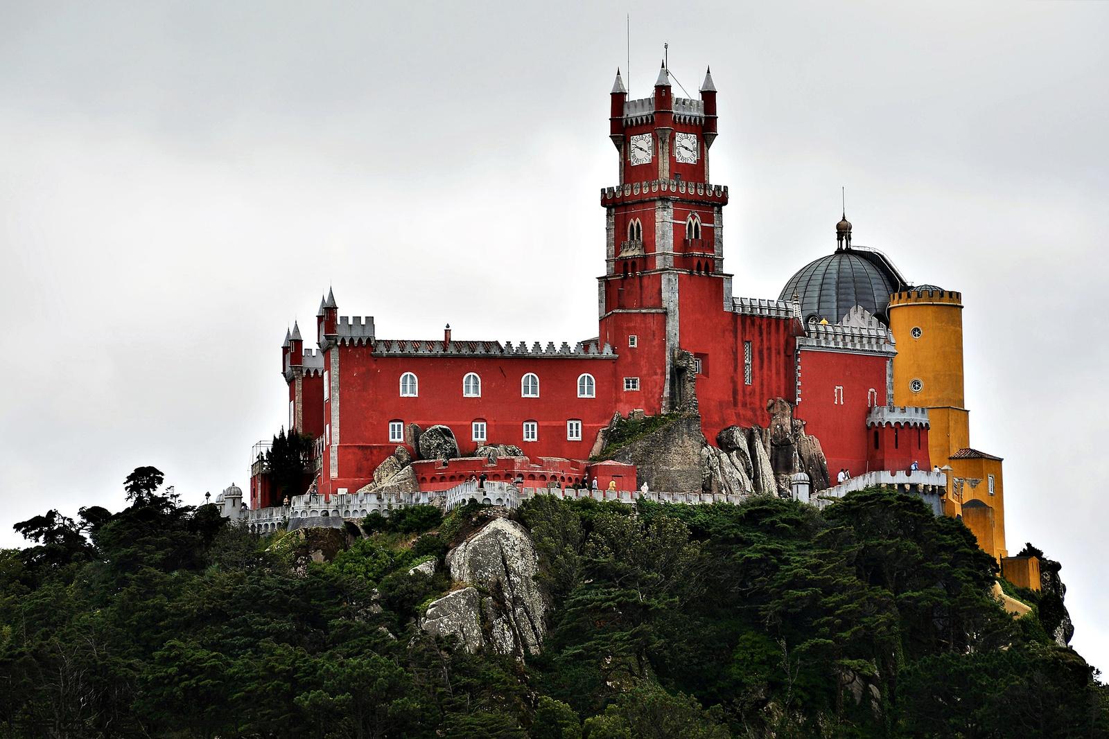 Sintra - Pena Palace 1675