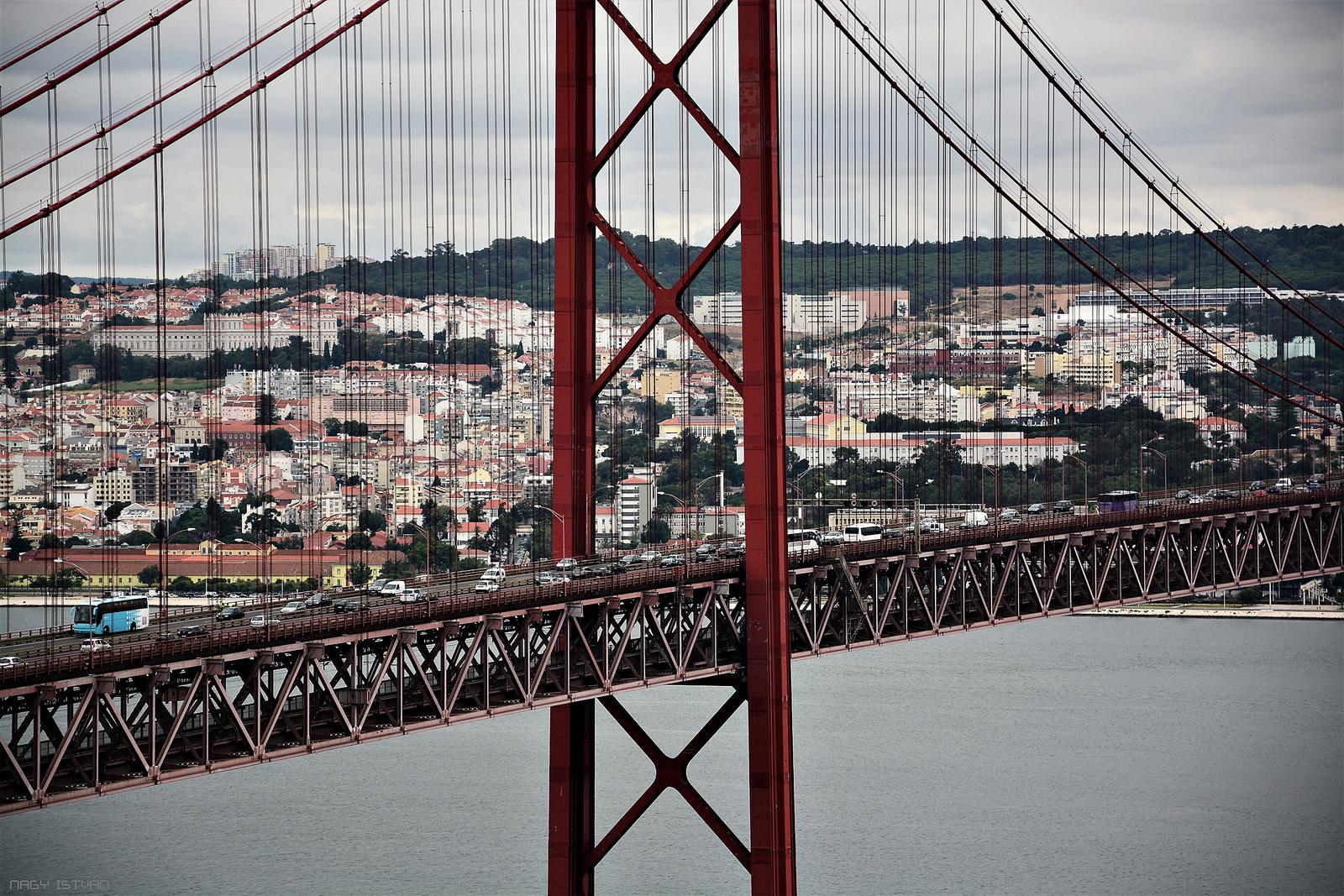 Lisszabon - Ponte 25 de Abril 5132
