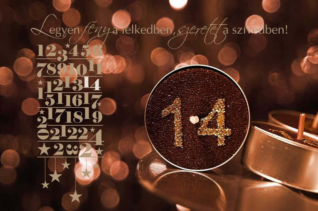 kisklau: Advent 14