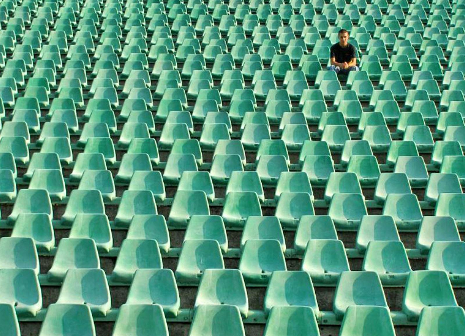 Szurkolói magány