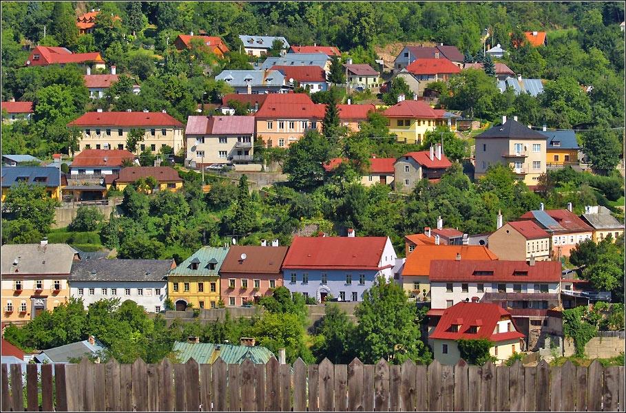 Egy színes város