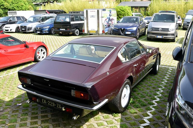 Aston Martin V8 Vantag