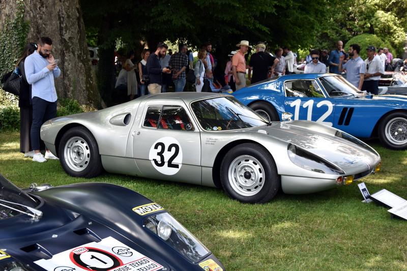 1964 Porsche Carrera GTS