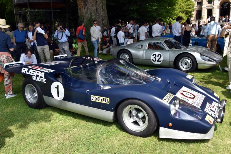 1969 Abarth 2000 Sport SE 010
