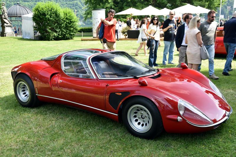 1968 Alfa Romeo 33/2 Stradale