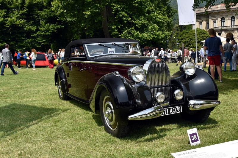 1938 Bugatti 57