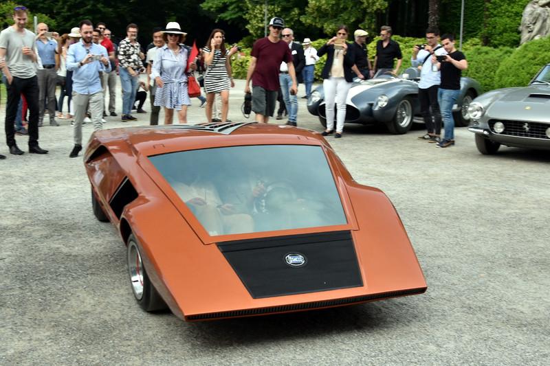 1970 Bertone Stratos Zero