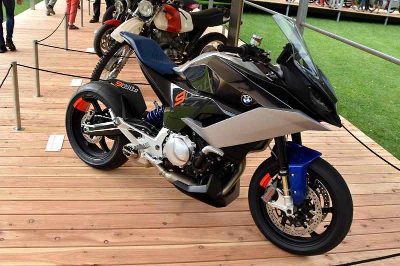 BMW Concept 9cento Bike