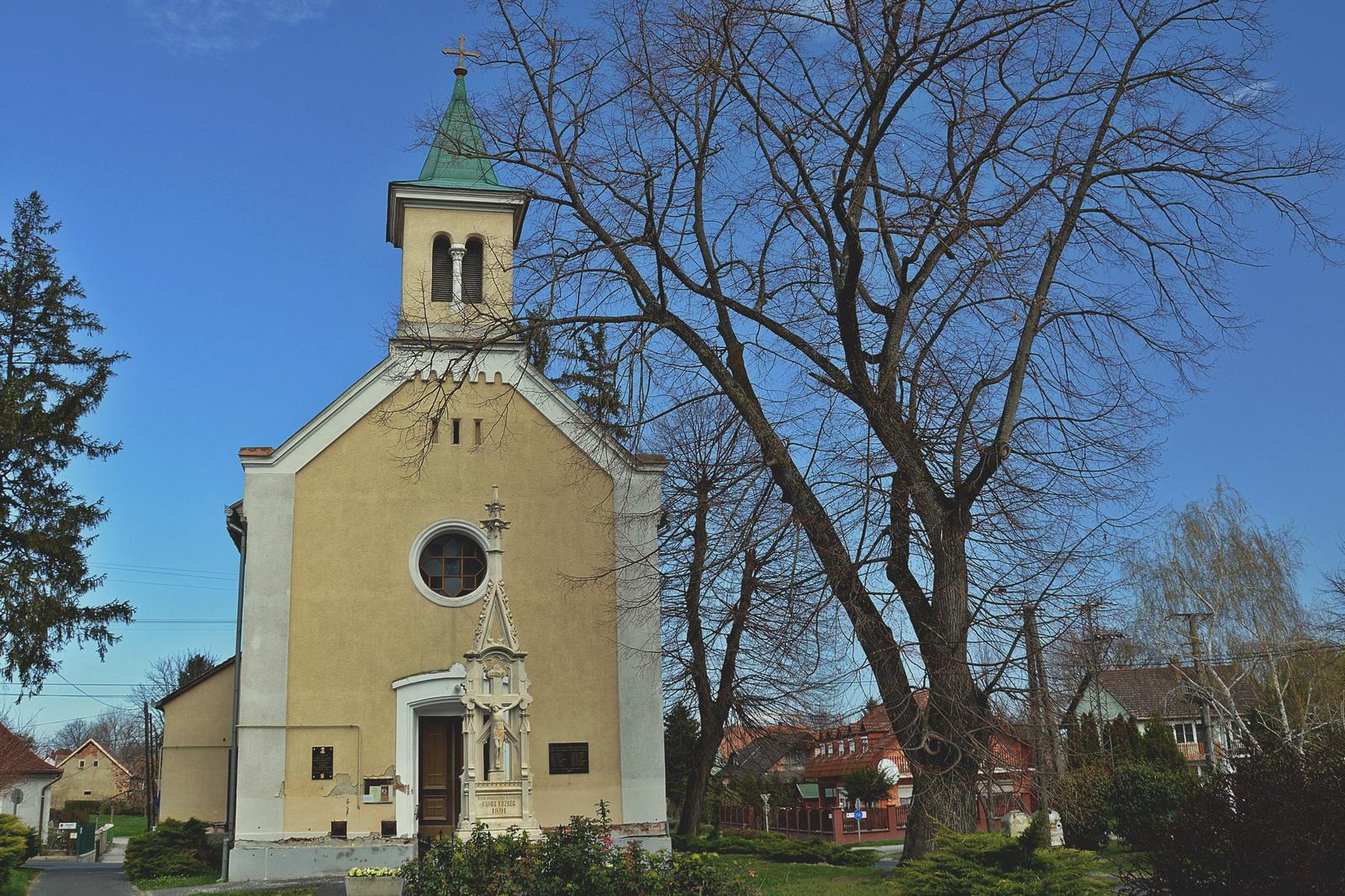 Szent Anna kápolna, Zalakaros
