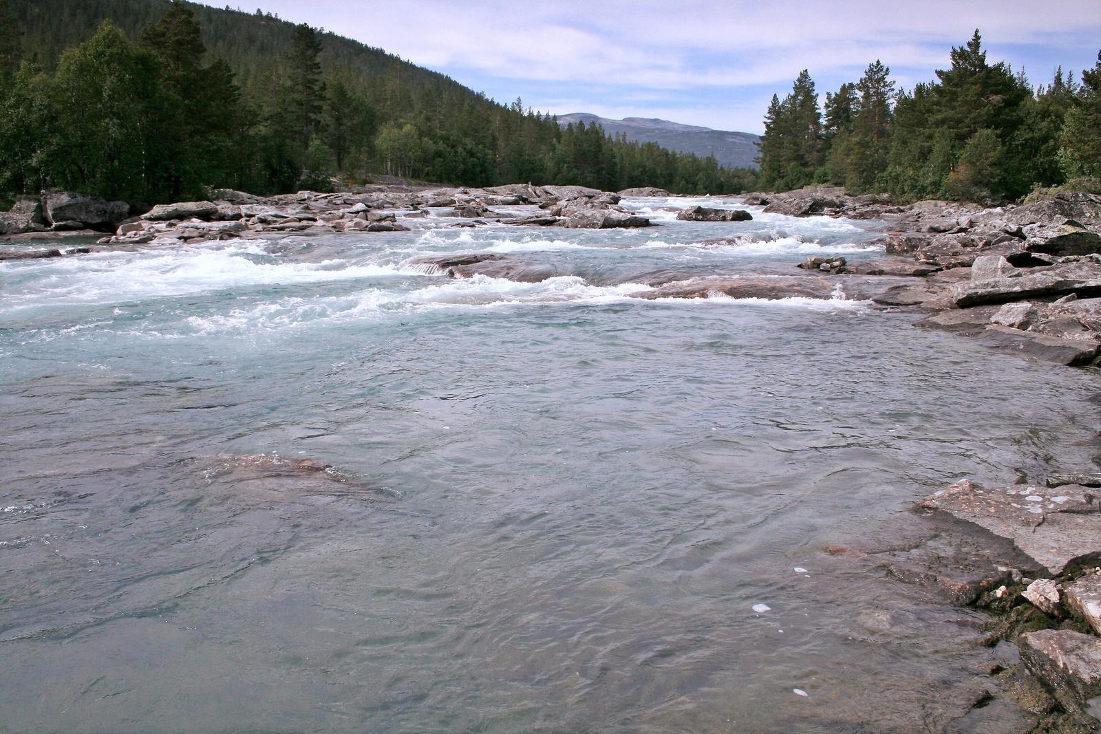 Rafting pálya