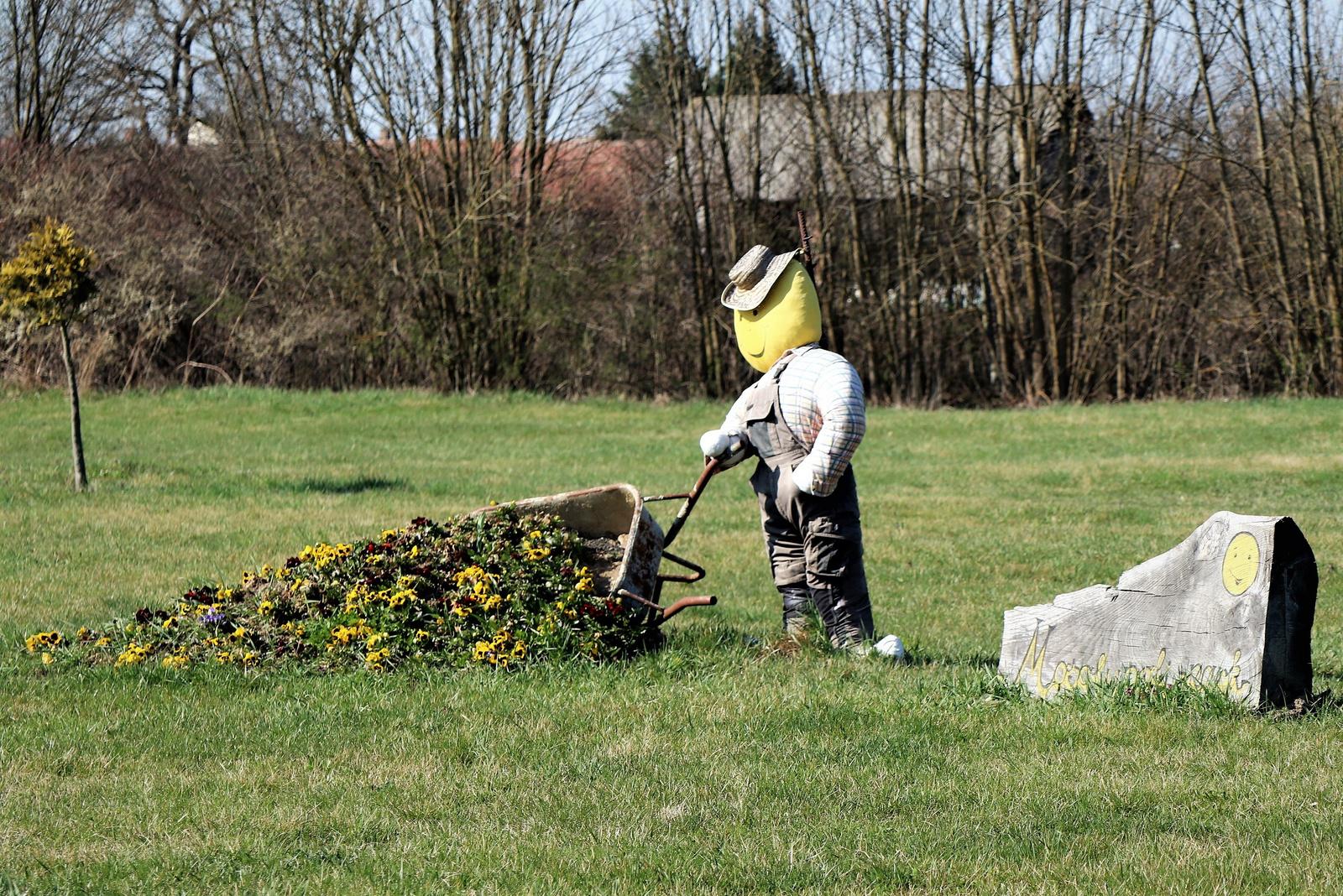 Én kis kertész legény vagyok...