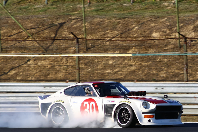 aardvark datsun 260Z hungaroring 2013 aug 7