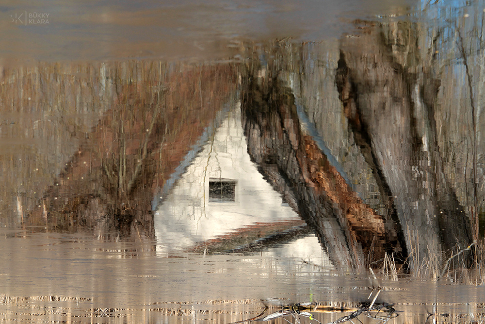 Ház a tóban