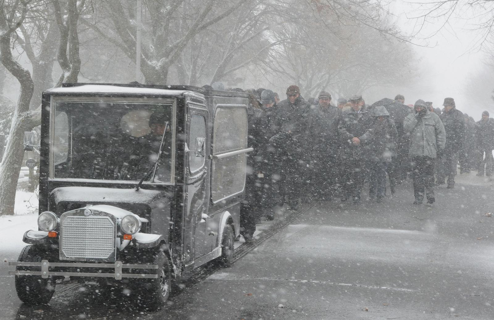hó Czimbal Gyula temetes1