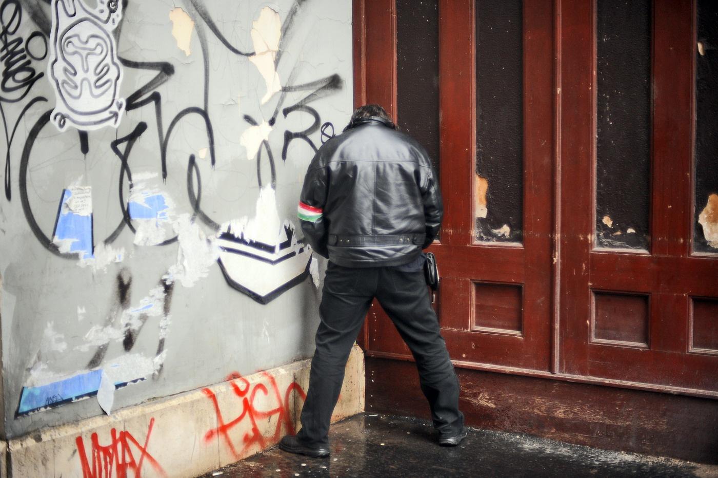Kálló Péter (Metropol): Területjelölés