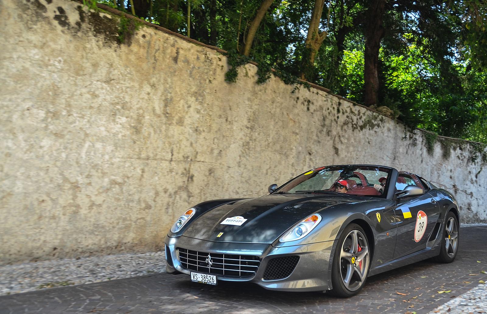 Ferrari SA Sperta