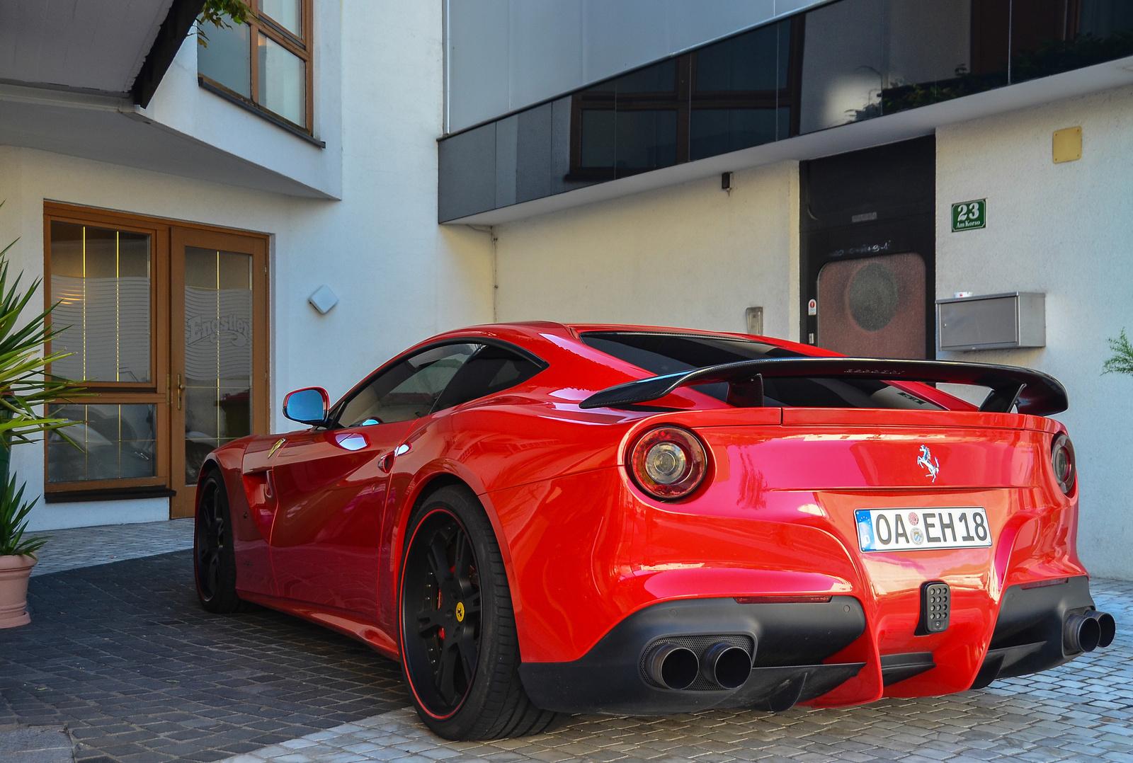 Novitec Rosso F12berlinetta