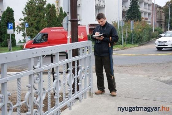 Kapuvári Kis-Rába híd - nyugatmagyar.hu