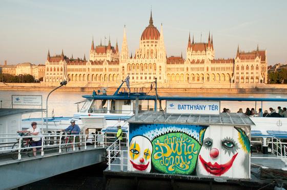 ~dá~: Danube Flow: civil összefogás és kreatív pályázat a Dunáért