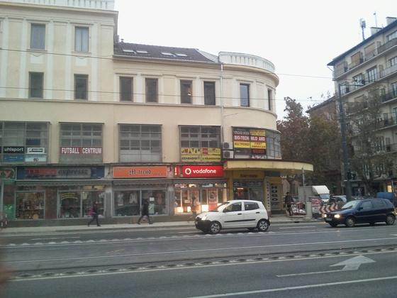 Kálvin téri áruház - fotó: Laci