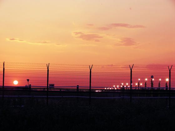 Vighazi Kamilla Liszt Ferenc Repülőtér Leszállópálya