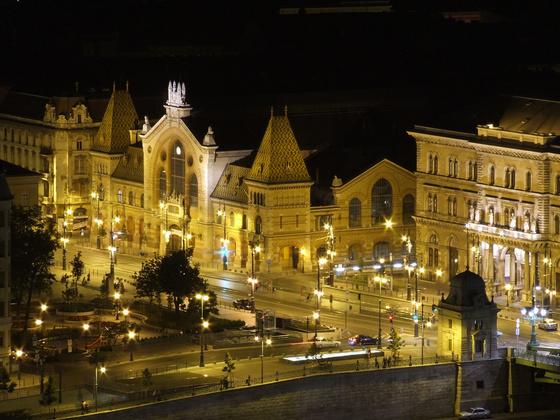 Rózsa Sándor Fővám tér