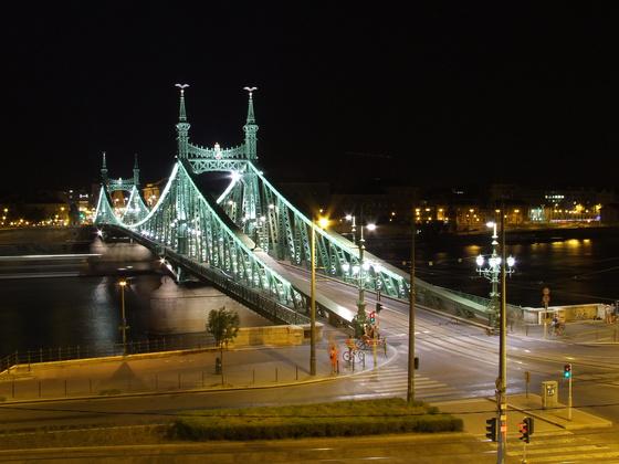 Rózsa Sándor Szabadság híd