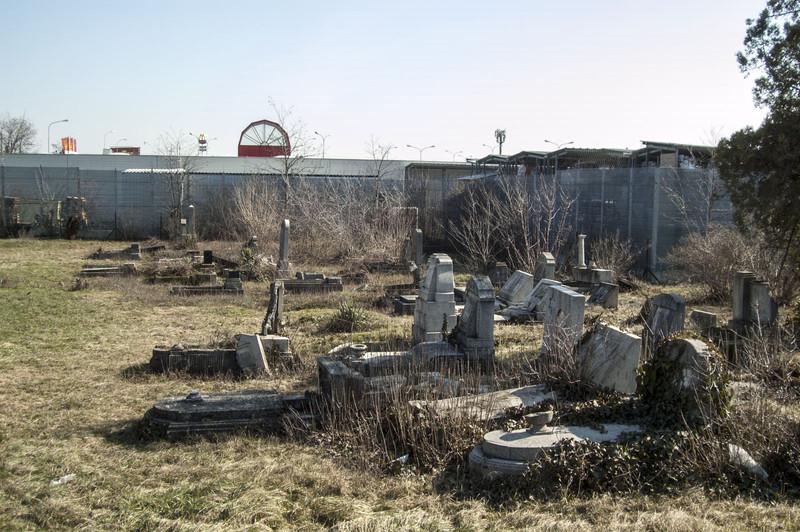 Sallai úti zsidó temető - fotó: hatja